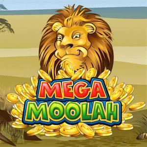 Mega Moolah Progressive Slot Game