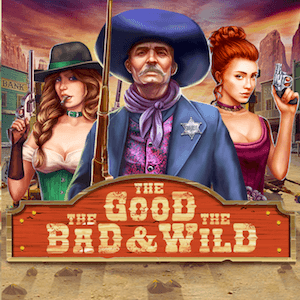 The good The Bad and The Wild Slot Image